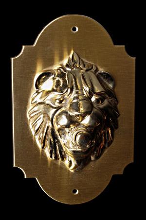 Campanello testa leone